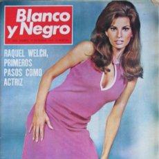 Coleccionismo de Revista Blanco y Negro: BLANCO Y NEGRO 3059 1970 RAQUEL WELCH, SECUESTRO BEIHL, HUESCA, RODRIGUEZ-ACOSTA, RALLYE INGLATERRA. Lote 98307971