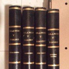 Coleccionismo de Revista Blanco y Negro: BLANCO Y NEGRO AÑO 1971 REVISTAS ENCUADERNADAS ,,IDEAL COLECCIONISTAS . Lote 99153047