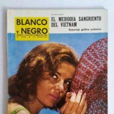 Coleccionismo de Revista Blanco y Negro: BLANCO Y NEGRO 2680, SEPTIEMBRE 1963. TRATADO DE MOSCÚ - EXAMEN DE CONDUCIR Y MÁS REPORTAJES.. Lote 263051365