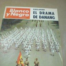 Coleccionismo de Revista Blanco y Negro: REVISTA BLANCO Y NEGRO Nº 2822 DEL 04 ENERO 1966. Lote 104343943