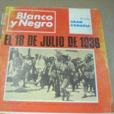 Coleccionismo de Revista Blanco y Negro: REVISTA BLANCO Y NEGRO Nº 2828 16 JULIO 1966. Lote 104355003