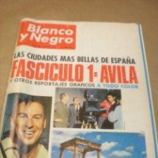Coleccionismo de Revista Blanco y Negro: REVISTA BLANCO Y NEGRO Nº 2800 - 01 ENERO 1966. Lote 104356399