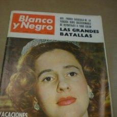 Coleccionismo de Revista Blanco y Negro: REVISTA BLANCO Y NEGRO Nº 2802 - 15 ENERO 1966.. Lote 104360327