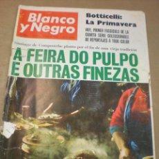 Coleccionismo de Revista Blanco y Negro: REVISTA BLANCO Y NEGRO Nº 2803 - 22 ENERO 1966.. Lote 104360447
