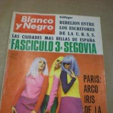 Coleccionismo de Revista Blanco y Negro: REVISTA BLANCO Y NEGRO Nº 2809 - 05 MARZO 1966.. Lote 104360563