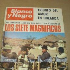 Coleccionismo de Revista Blanco y Negro: REVISTA BLANCO Y NEGRO Nº 2810 - 12 MARZO 1966.. Lote 104360707