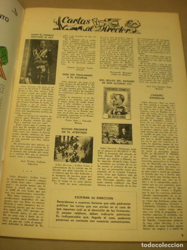 Coleccionismo de Revista Blanco y Negro: REVISTA BLANCO Y NEGRO Nº 2812- 26 MARZO 1966. - Foto 2 - 104361055