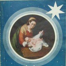 Coleccionismo de Revista Blanco y Negro: SUPLEMENTO BLANCO Y NEGRO Nº5 NOCHEBUENA. CONTIENE DOS LAMINAS. PUBLICIDAD ADLER. Lote 104759503