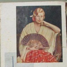 Coleccionismo de Revista Blanco y Negro: SUPLEMENTO DE BLANCO Y NEGRO Nº 12 LOS ARTISTAS TRABAJAN. 1936. RASGADA POR LA PARTE CENTRAL ADLER. Lote 104759707