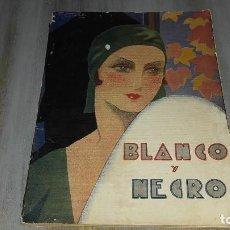 Coleccionismo de Revista Blanco y Negro: NÚMERO 2074 15 DE FEBRERO DE 1931. Lote 105604287