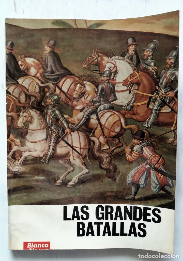 LAS GRANDES BATALLAS, 13 COLECCIONABLES BLANCO Y NEGRO ENCUADERNADOS 1968. CARLOS MARTINEZ DE CAMPOS (Coleccionismo - Revistas y Periódicos Modernos (a partir de 1.940) - Blanco y Negro)