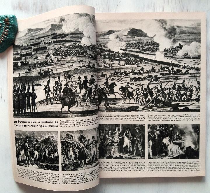 Coleccionismo de Revista Blanco y Negro: LAS GRANDES BATALLAS, 13 COLECCIONABLES BLANCO Y NEGRO ENCUADERNADOS 1968. CARLOS MARTINEZ DE CAMPOS - Foto 8 - 106638079