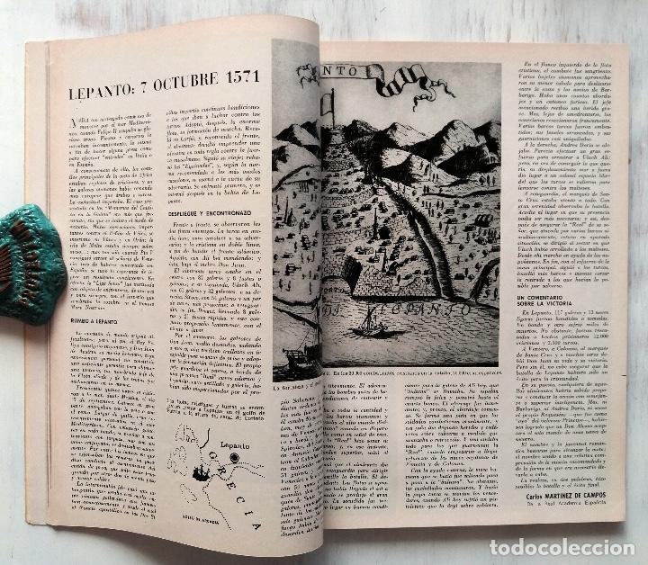 Coleccionismo de Revista Blanco y Negro: LAS GRANDES BATALLAS, 13 COLECCIONABLES BLANCO Y NEGRO ENCUADERNADOS 1968. CARLOS MARTINEZ DE CAMPOS - Foto 3 - 106638079