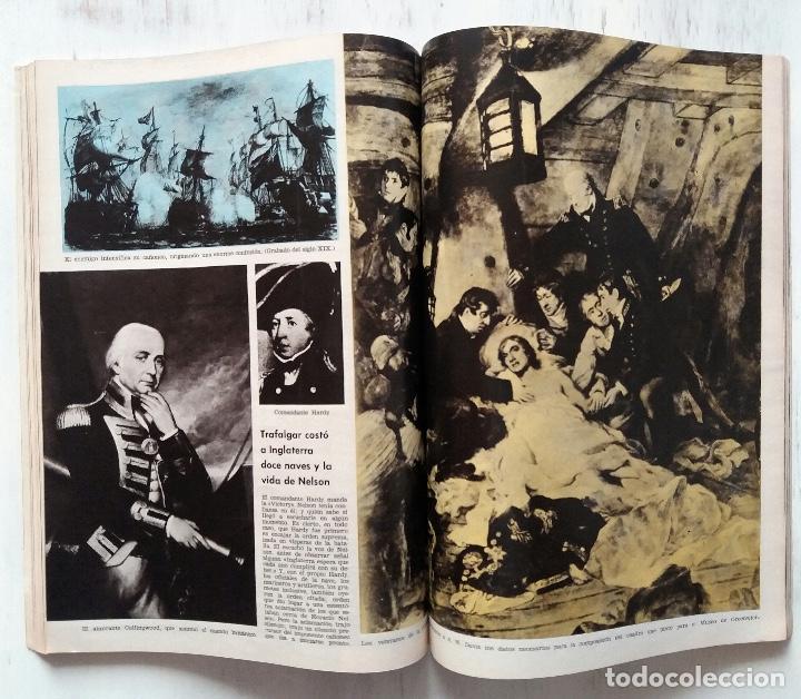Coleccionismo de Revista Blanco y Negro: LAS GRANDES BATALLAS, 13 COLECCIONABLES BLANCO Y NEGRO ENCUADERNADOS 1968. CARLOS MARTINEZ DE CAMPOS - Foto 6 - 106638079