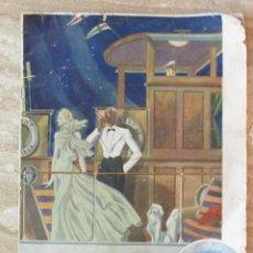 Coleccionismo de Revista Blanco y Negro: SUPLEMENTO DE BLANCO Y NEGRO Nº 35: LA FIESTA EN EL BARCO- 20 PÁGINAS - 26,5 X 36 CM. 1930. Lote 109760547
