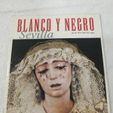 Coleccionismo de Revista Blanco y Negro: BLANCO Y NEGRO OCTUBRE 1999. Lote 110058151