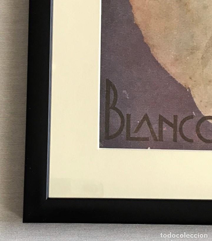 Coleccionismo de Revista Blanco y Negro: Portada revista Blanco y negro art deco enmarcada - Foto 4 - 112446307