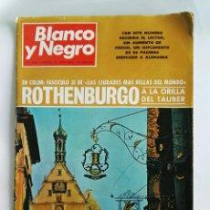 Coleccionismo de Revista Blanco y Negro: BLANCO Y NEGRO JUNIO 1969 N° 2982. Lote 112609312