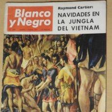 Coleccionismo de Revista Blanco y Negro: REVISTA BLANCO Y NEGRO 2853 AÑO 1967. PICASSO, VIETNAM. GRECO: SAN MAURICIO.. Lote 113513715