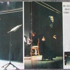Collectionnisme de Magazine Blanco y Negro: RECORTE BLANCO Y NEGRO 3056 1970. MASSIEL, FERNANDO FERNAN GOMEZ, . Lote 114177055