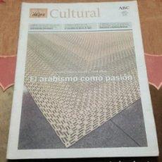 Coleccionismo de Revista Blanco y Negro: EL.ARABISMO COMO PASIÓN. Lote 116103099