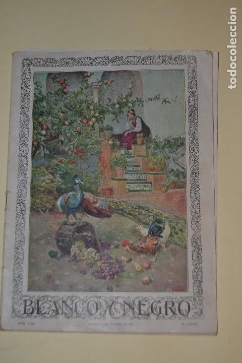 BLANCO Y NEGRO Nº 1082 (Coleccionismo - Revistas y Periódicos Modernos (a partir de 1.940) - Blanco y Negro)
