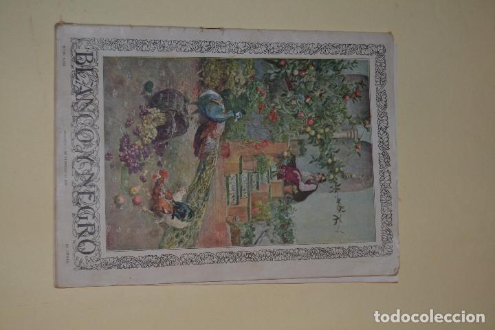 Coleccionismo de Revista Blanco y Negro: BLANCO Y NEGRO Nº 1082 - Foto 2 - 116284007
