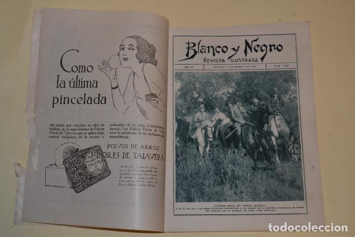 BLANCO Y NEGRO Nº 1653 (Coleccionismo - Revistas y Periódicos Modernos (a partir de 1.940) - Blanco y Negro)