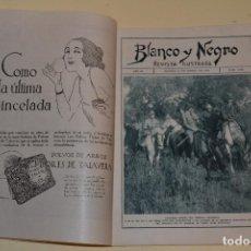 Coleccionismo de Revista Blanco y Negro: BLANCO Y NEGRO Nº 1653. Lote 116284379