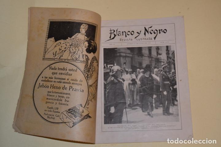 Coleccionismo de Revista Blanco y Negro: BLANCO Y NEGRO Nº 1653 - Foto 2 - 116284379