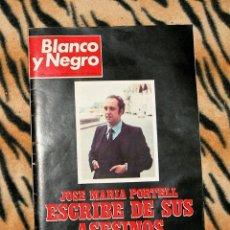 Coleccionismo de Revista Blanco y Negro: BLANCO Y NEGRO Nº 3453 JULIO 1978. Lote 116385683