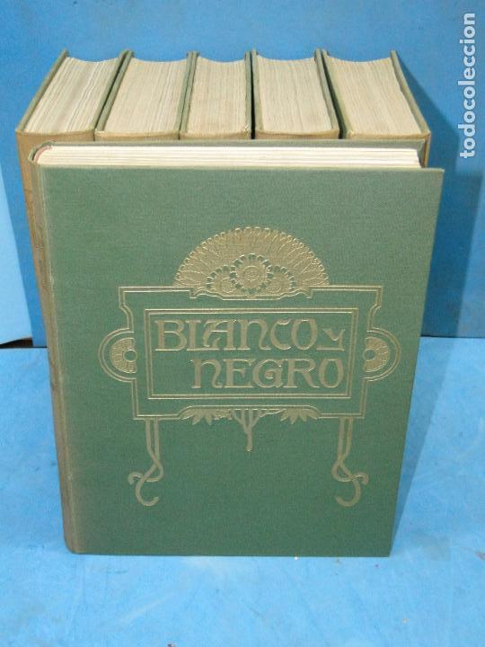 Coleccionismo de Revista Blanco y Negro: BLANCO Y NEGRO. REVISTA ILUSTRADA .AÑO 1962 COMPLETO - Foto 2 - 119970003