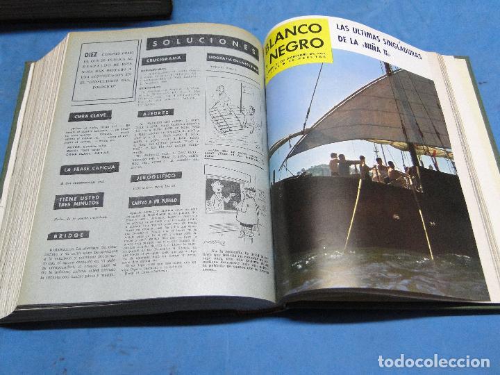 Coleccionismo de Revista Blanco y Negro: BLANCO Y NEGRO. REVISTA ILUSTRADA .AÑO 1962 COMPLETO - Foto 12 - 119970003