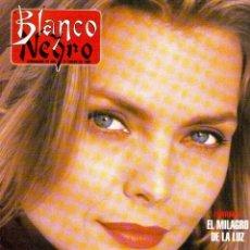 Coleccionismo de Revista Blanco y Negro: 1996. MICHELLE PFEIFFER. MARTA SÁNCHEZ. PAULINA RUBIO. CARMEN ORDÓÑEZ. VER SUMARIO.... Lote 120104803