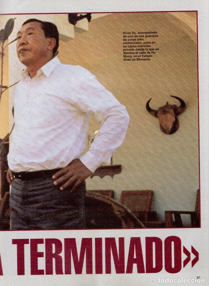 Coleccionismo de Revista Blanco y Negro: 1996. JULIO IGLESIAS PREYSLER.ESPERANZA CAMPUZANO.JUDIT MASCÓ. NUEVA HARLEY DAVIDSON. VER SUMARIO... - Foto 10 - 120107231