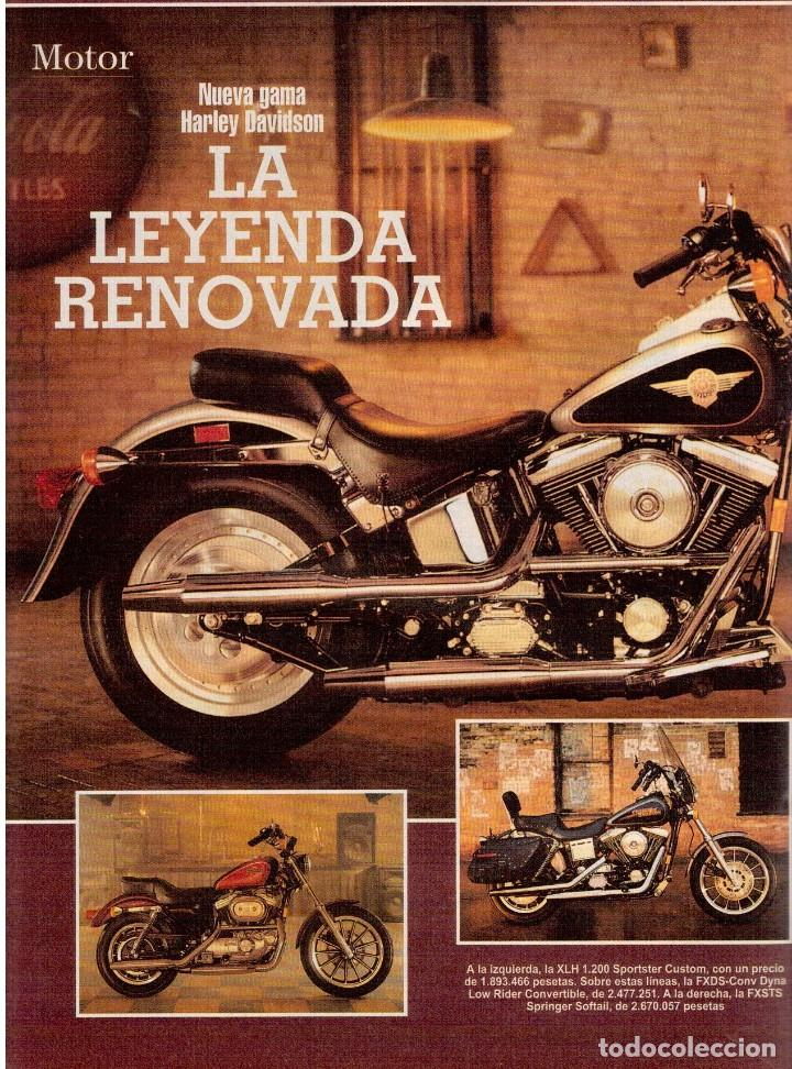 Coleccionismo de Revista Blanco y Negro: 1996. JULIO IGLESIAS PREYSLER.ESPERANZA CAMPUZANO.JUDIT MASCÓ. NUEVA HARLEY DAVIDSON. VER SUMARIO... - Foto 11 - 120107231
