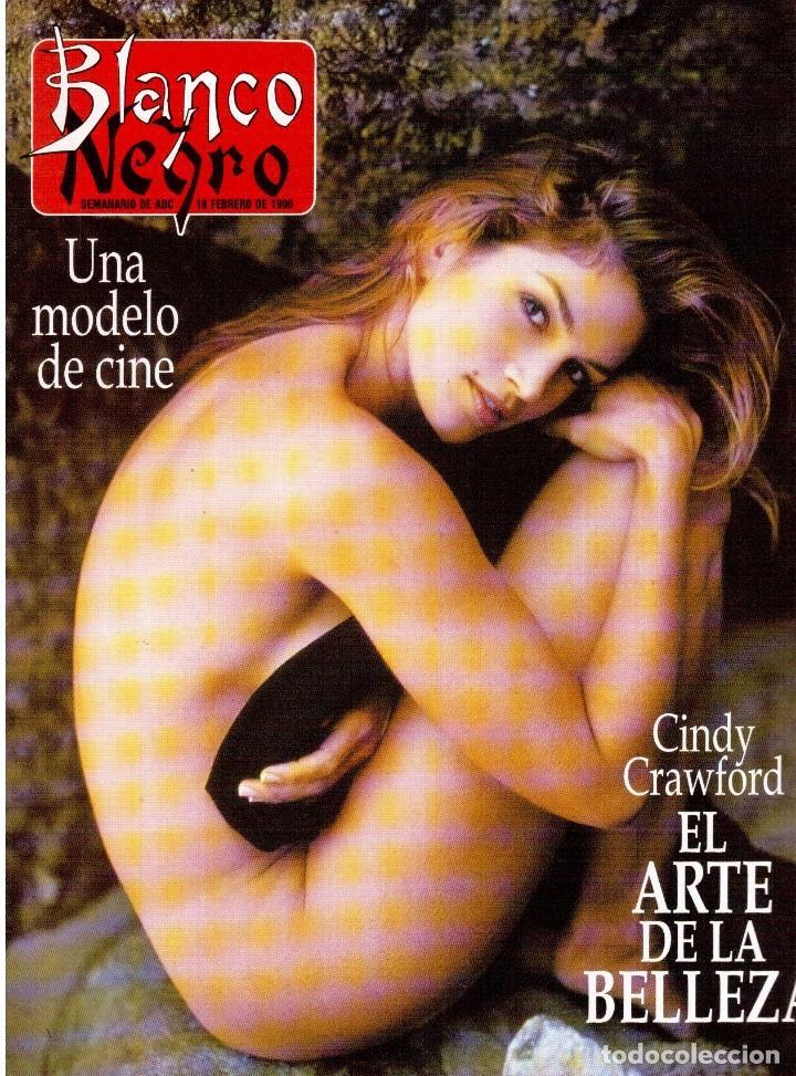 1996. CINDY CRAWFORD.MARÍA ROSA.CONCHA VELASCO.VICTORIA VERA.JUDIT MASCÓ. VER SUMARIO... (Coleccionismo - Revistas y Periódicos Modernos (a partir de 1.940) - Blanco y Negro)