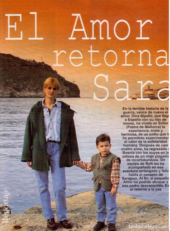 Coleccionismo de Revista Blanco y Negro: 1996. CINDY CRAWFORD.MARÍA ROSA.CONCHA VELASCO.VICTORIA VERA.JUDIT MASCÓ. VER SUMARIO... - Foto 3 - 120109783
