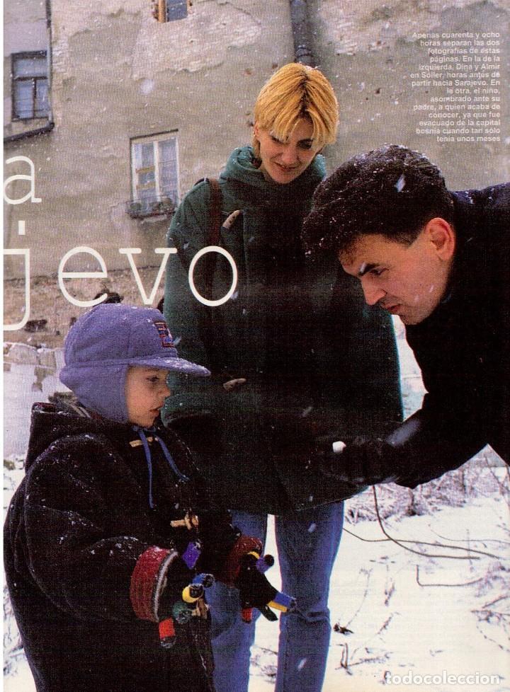 Coleccionismo de Revista Blanco y Negro: 1996. CINDY CRAWFORD.MARÍA ROSA.CONCHA VELASCO.VICTORIA VERA.JUDIT MASCÓ. VER SUMARIO... - Foto 4 - 120109783