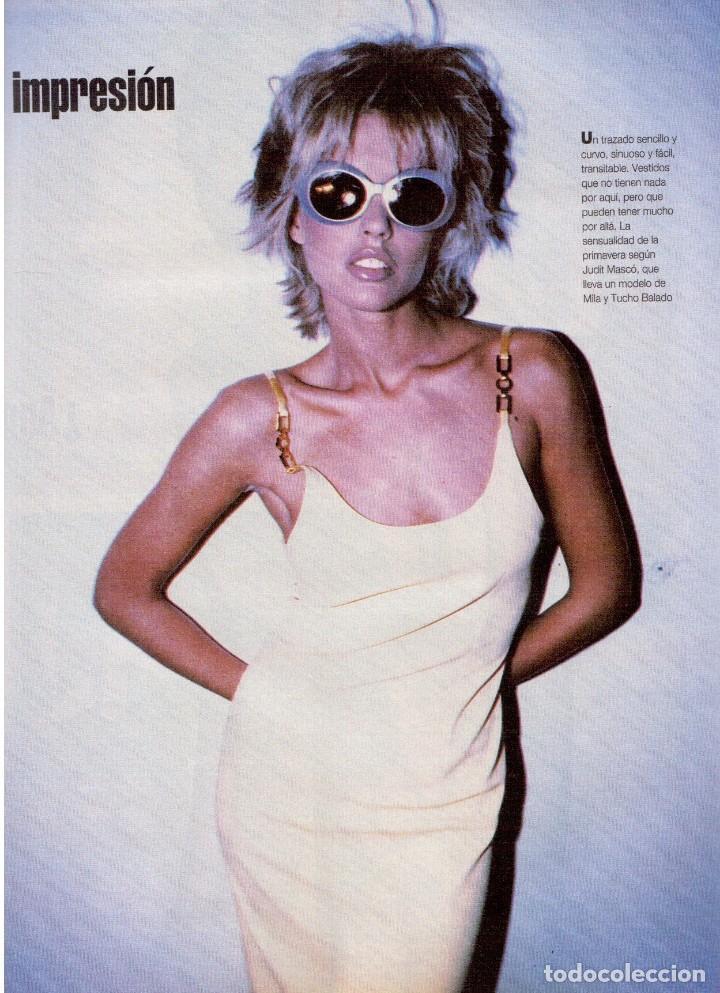 Coleccionismo de Revista Blanco y Negro: 1996. CINDY CRAWFORD.MARÍA ROSA.CONCHA VELASCO.VICTORIA VERA.JUDIT MASCÓ. VER SUMARIO... - Foto 9 - 120109783