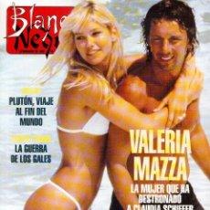 Coleccionismo de Revista Blanco y Negro: 1996. VALERIA MAZZA. LA BATALLA DE GALES - EL DIVORCIO DE CARLOS Y DIANA -. VER SUMARIO.... Lote 120135391