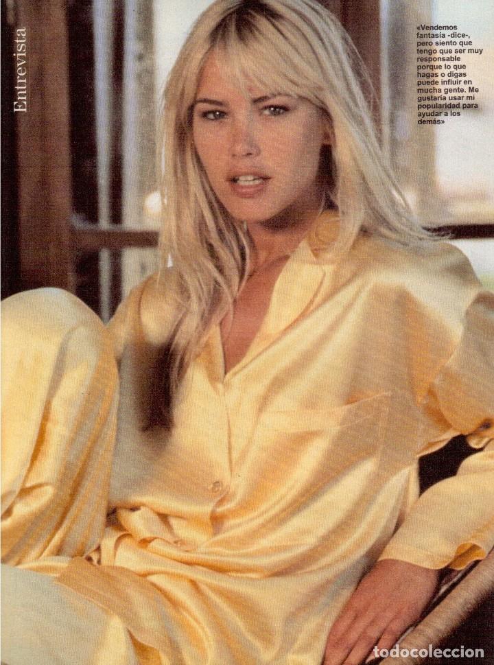 Coleccionismo de Revista Blanco y Negro: 1996. VALERIA MAZZA. LA BATALLA DE GALES - EL DIVORCIO DE CARLOS Y DIANA -. VER SUMARIO... - Foto 5 - 120135391