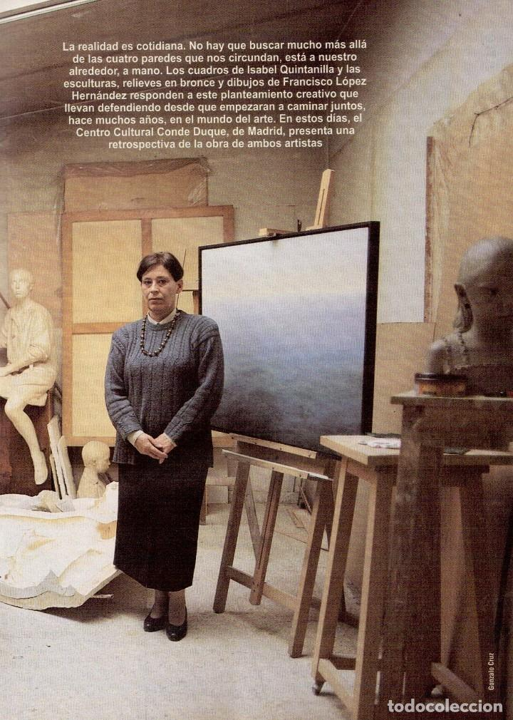 Coleccionismo de Revista Blanco y Negro: 1996. PENÉLOPE CRUZ.FRANCISCO LÓPEZ - ISABEL QUINTANILLA.LOLITA FLORES. KAREN MULDER. VER SUMARIO... - Foto 10 - 120137555