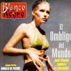 Coleccionismo de Revista Blanco y Negro: 1996. EUGENIA SANTANA. ELSA ANKA. YVONNE REYES. ISABEL SERRANO. JOAQUÍN CORTÉS. SUMARIO.... Lote 120178615