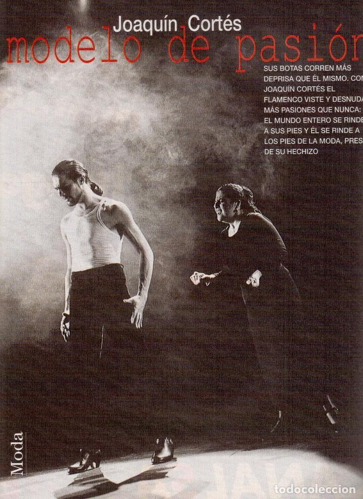 Coleccionismo de Revista Blanco y Negro: 1996. EUGENIA SANTANA. ELSA ANKA. YVONNE REYES. ISABEL SERRANO. JOAQUÍN CORTÉS. SUMARIO... - Foto 14 - 120178615