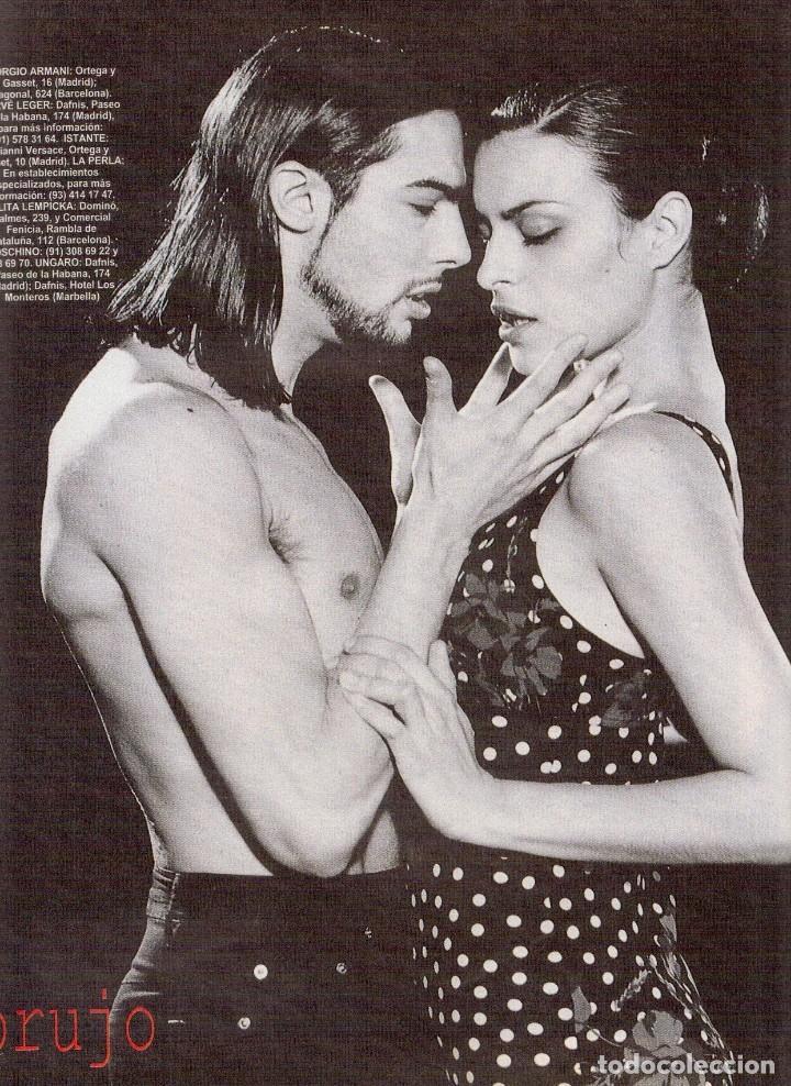 Coleccionismo de Revista Blanco y Negro: 1996. EUGENIA SANTANA. ELSA ANKA. YVONNE REYES. ISABEL SERRANO. JOAQUÍN CORTÉS. SUMARIO... - Foto 17 - 120178615