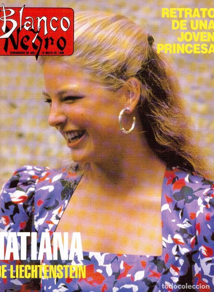 1996. TATIANA DE LIECHTENSTEIN. MABEL LOZANO. PAULA SEBASTIÁN. VER SUMARIO... (Coleccionismo - Revistas y Periódicos Modernos (a partir de 1.940) - Blanco y Negro)