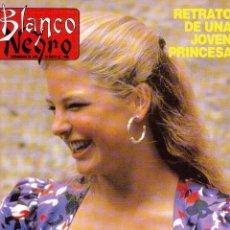 Coleccionismo de Revista Blanco y Negro: 1996. TATIANA DE LIECHTENSTEIN. MABEL LOZANO. PAULA SEBASTIÁN. VER SUMARIO.... Lote 120180095