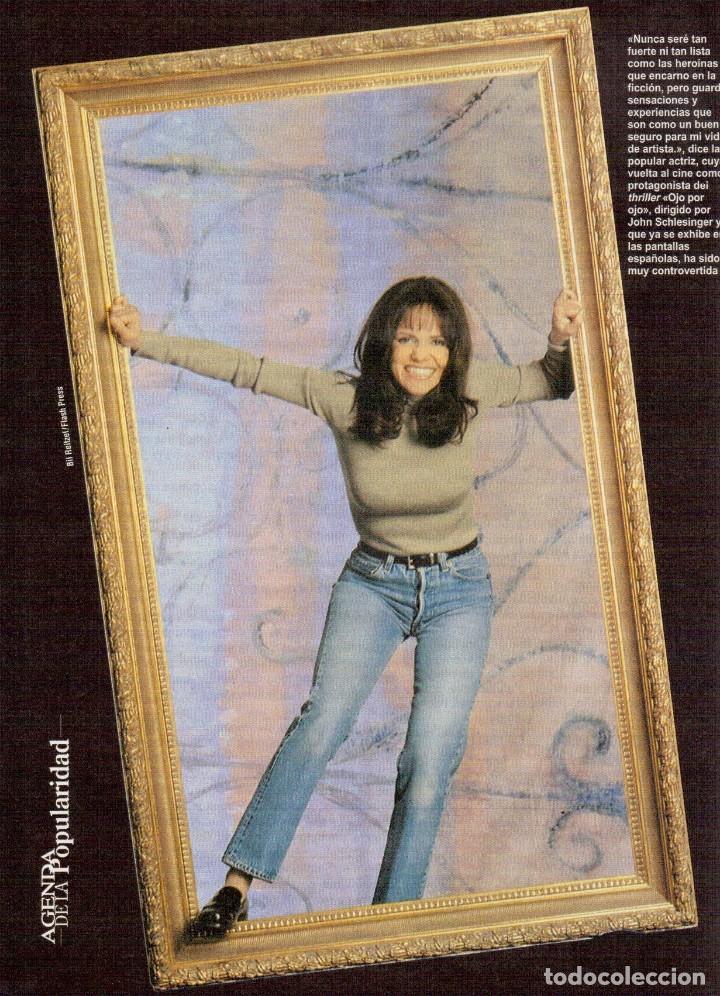 Coleccionismo de Revista Blanco y Negro: 1996. CRISTINA SÁNCHEZ. BLANCA SUELVES.FABIO CAPELLO.MÓNICA BELLUCI. VER SUMARIO... - Foto 6 - 120186975