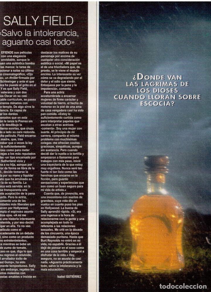 Coleccionismo de Revista Blanco y Negro: 1996. CRISTINA SÁNCHEZ. BLANCA SUELVES.FABIO CAPELLO.MÓNICA BELLUCI. VER SUMARIO... - Foto 7 - 120186975